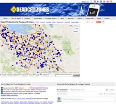 DeadCellZones website history