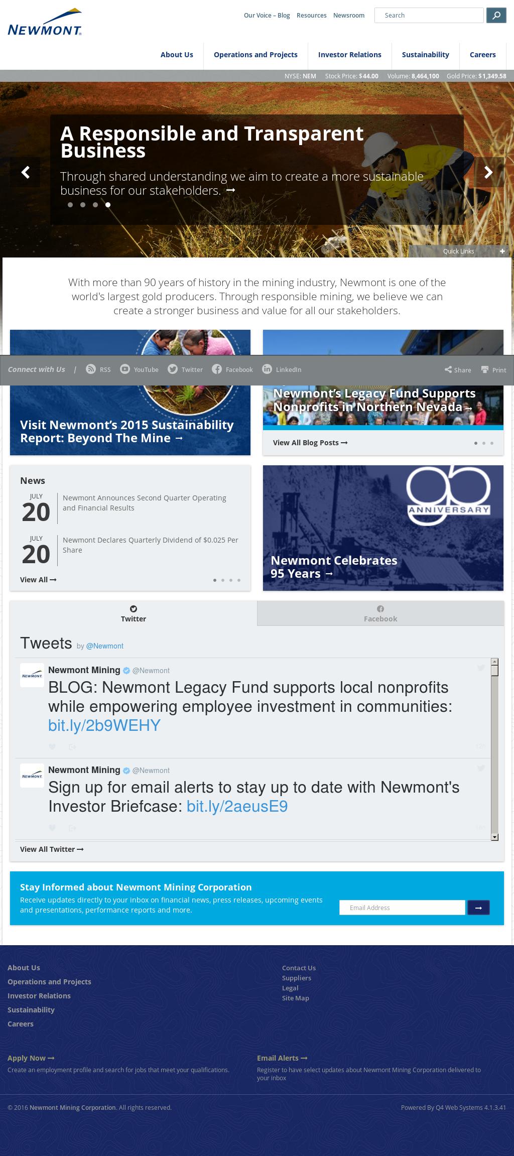 Newmont ghana website dating