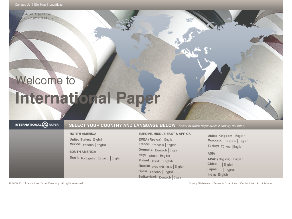 International Paper Competitors, Revenue and Employees - Owler
