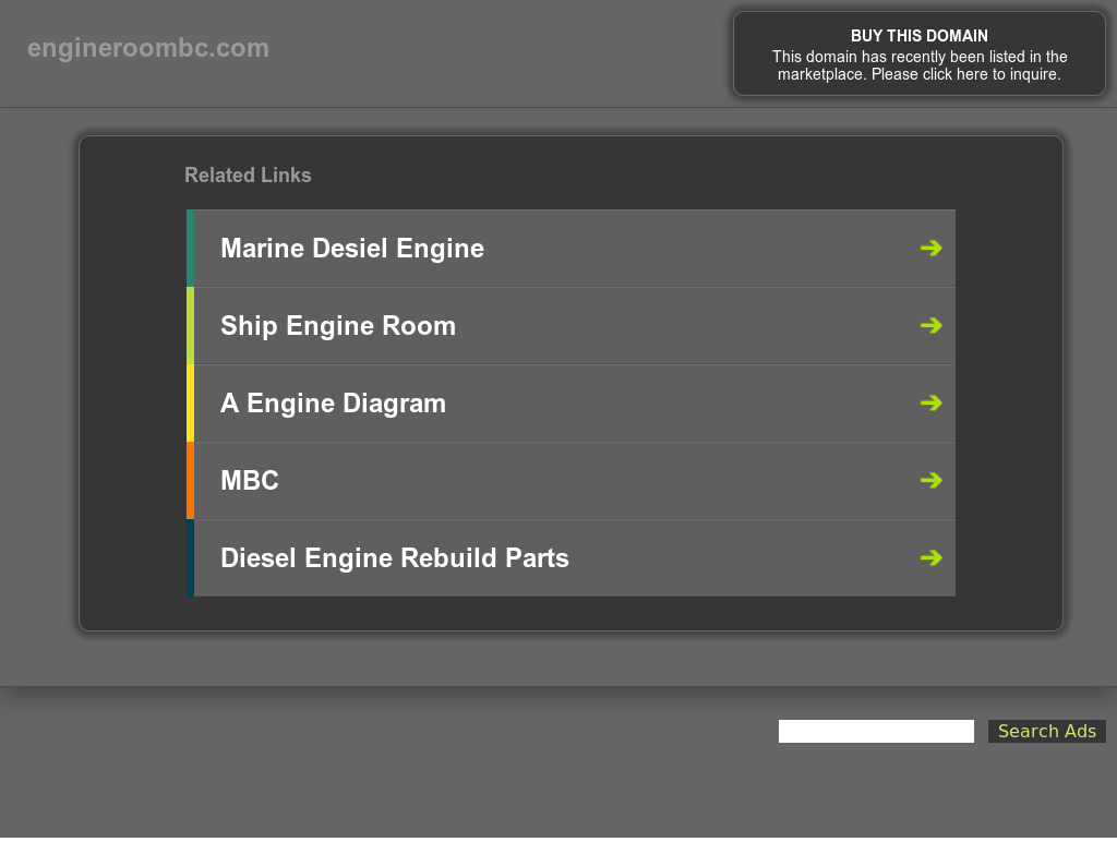 Engine Room Digital Marketing Competitors Revenue And Employees Ship Diagram Website History