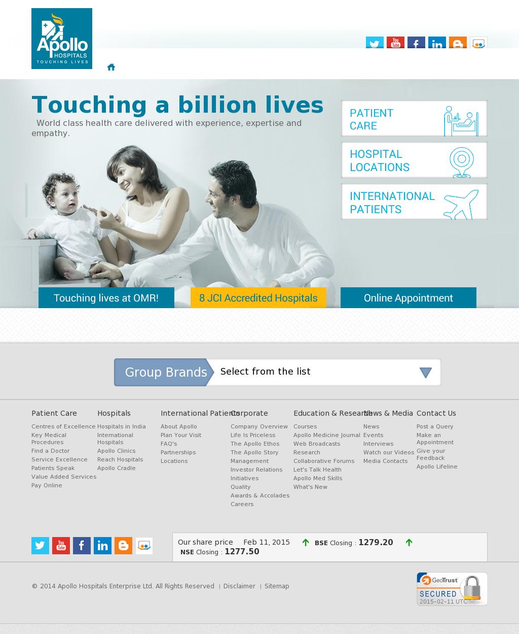 Apollo Hospitals Competitors, Revenue and Employees - Owler Company