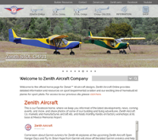 Zenith Aircraft Company Competitors, Revenue and Employees
