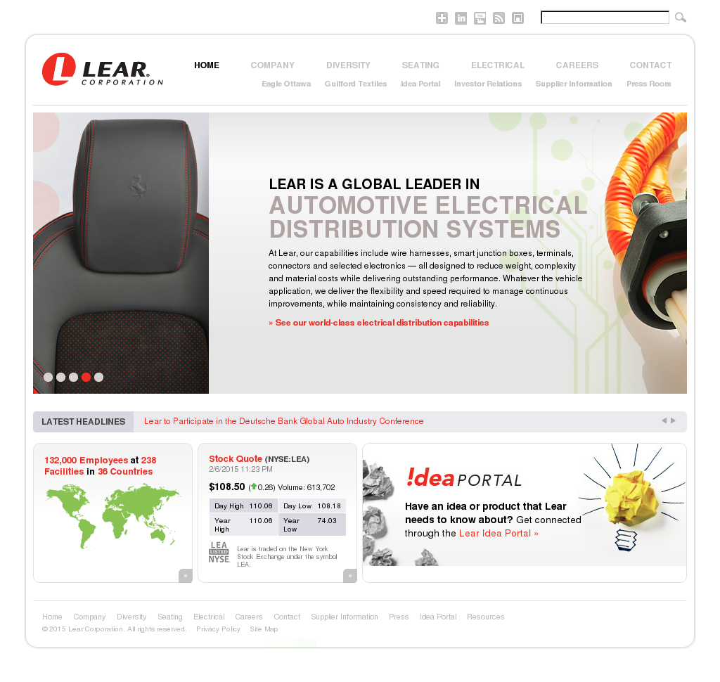 Lear Compeors, Revenue and Employees - Owler Company Profile on auto console, auto water hose, auto speakers, cable harness, auto adapter, auto clutch, auto compressor, auto fan, auto mirror, auto batteries, auto terminal block, auto lamp, auto jack, auto tools, auto connectors, auto circuit breaker, auto starter, auto hood, painless wiring harness, street rod wiring harness,