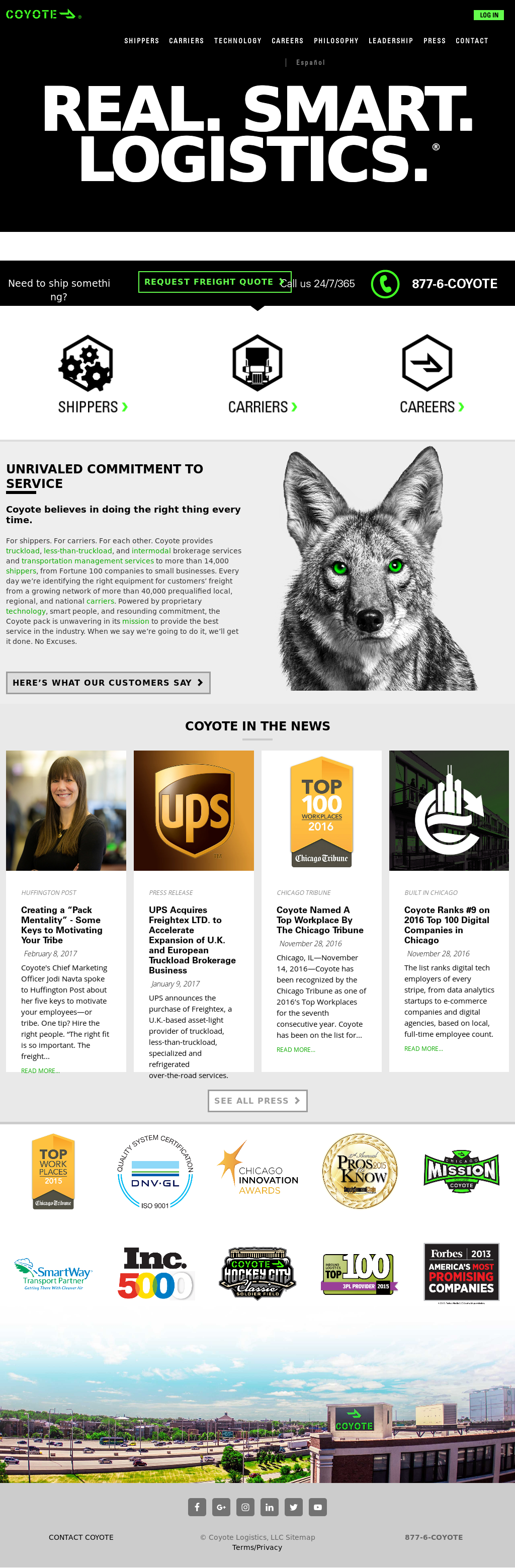 Coyote Competitors, Revenue and Employees - Owler Company