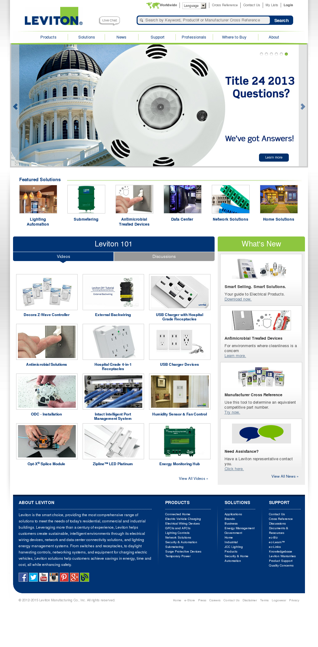 Leviton Manufacturing Competitors Revenue And Employees Owler Basic Wiring Home Automation Hai Company Profile