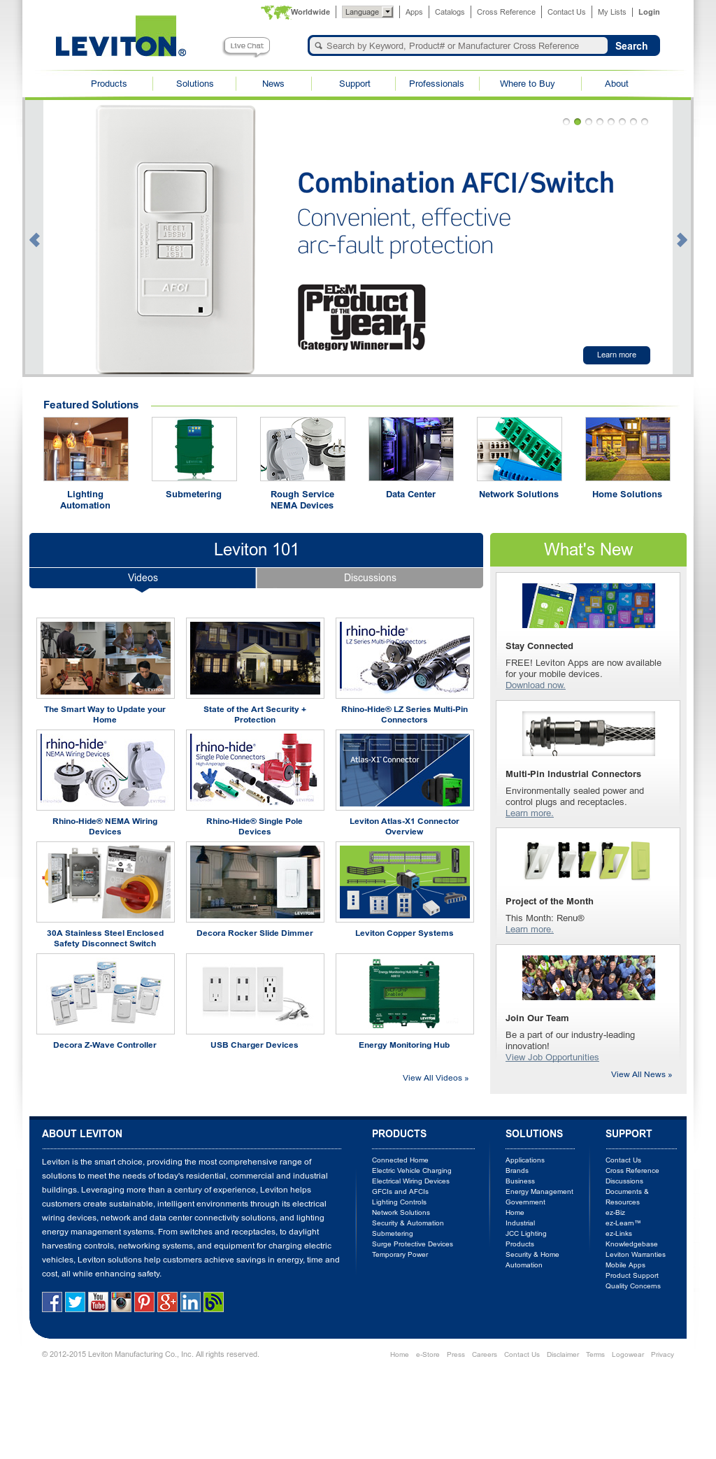 Leviton Manufacturing Competitors Revenue And Employees Owler Hubbell Wiring Cross Reference Company Profile