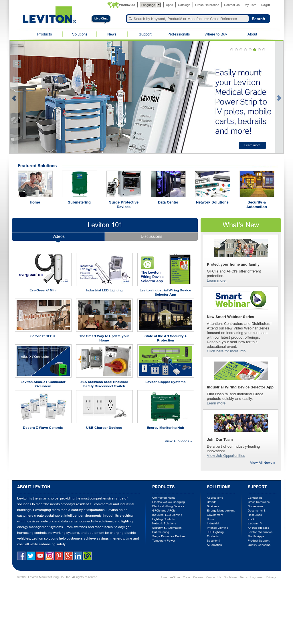 Leviton Manufacturing Competitors, Revenue and Employees - Company ...