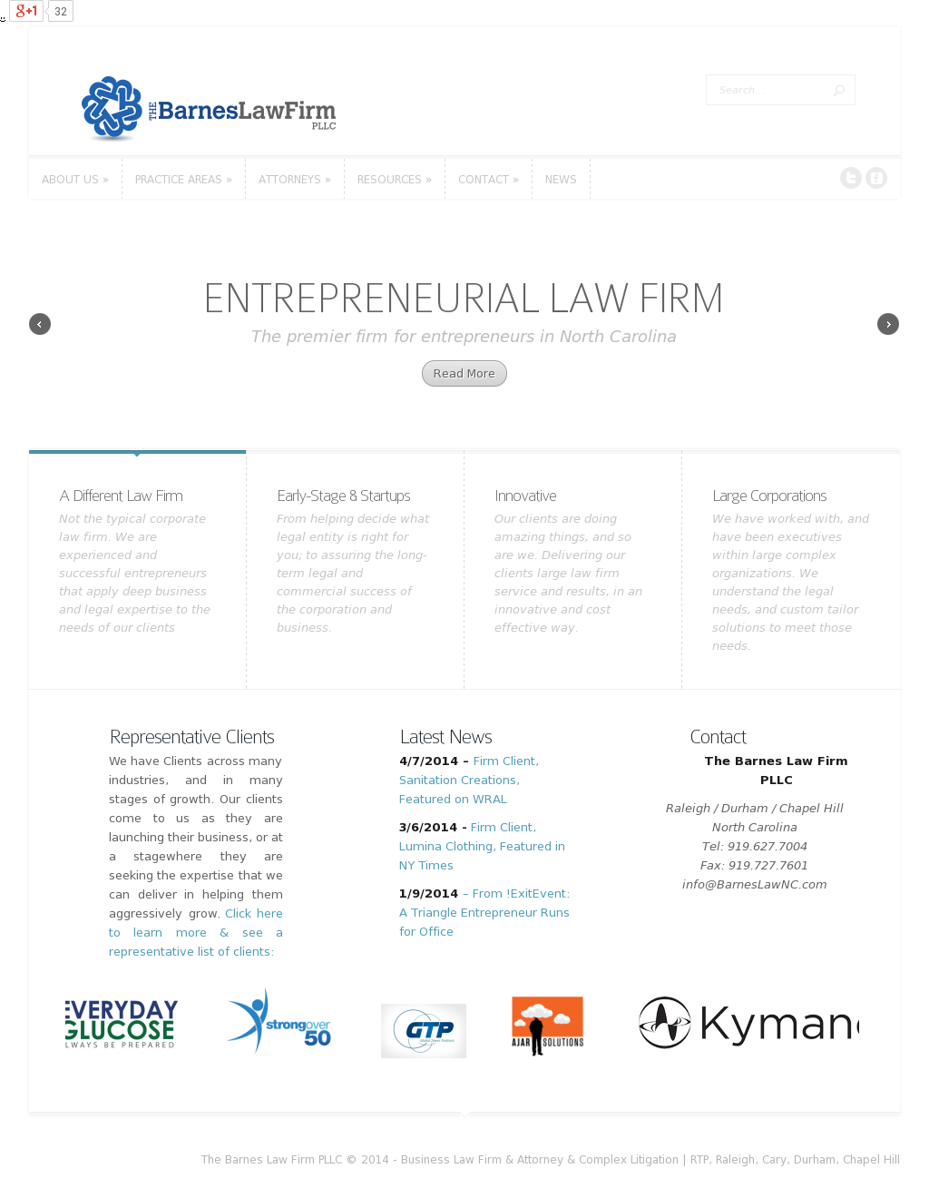 The Barnes Law Firm Competitors, Revenue and Employees - Owler
