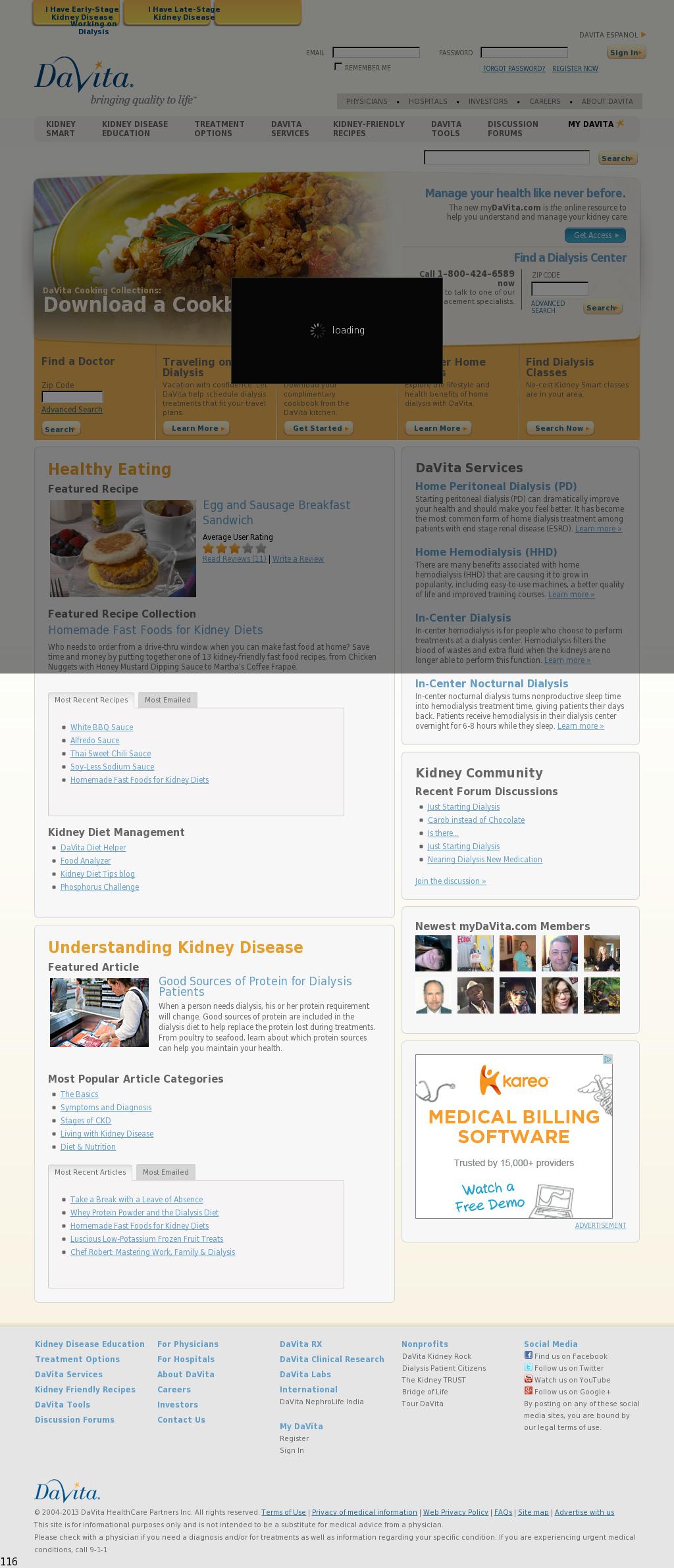 DaVita Competitors, Revenue and Employees - Owler Company Profile