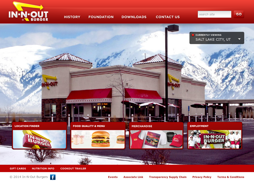 Owler Reports In N Out Burger First Colorado In N Out Burger Won