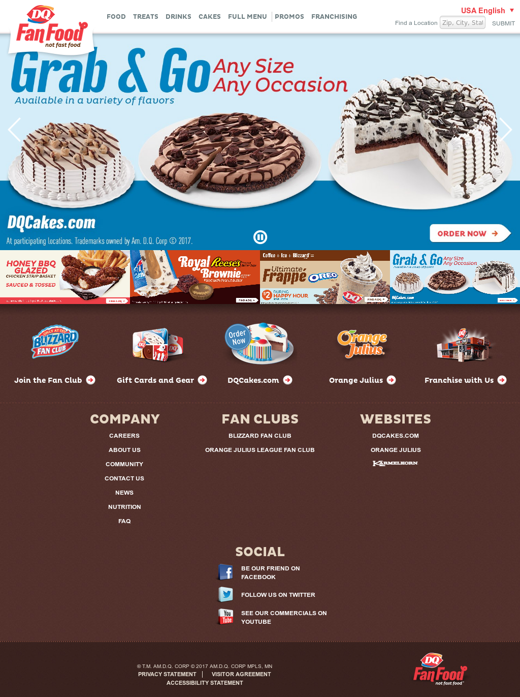 Dairy Queen Competitors Revenue And Employees Owler Company Profile