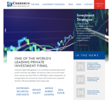 Cerberus Capital Management, L P Competitors, Revenue and Employees