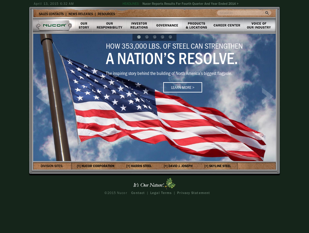 Nucor Competitors, Revenue and Employees - Owler Company Profile