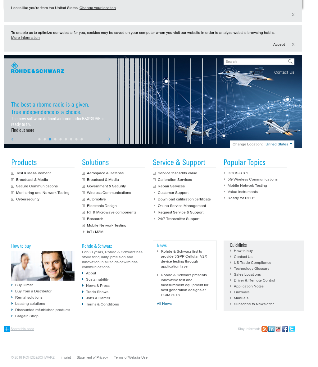 Rohde & Schwarz Competitors, Revenue and Employees - Owler Company