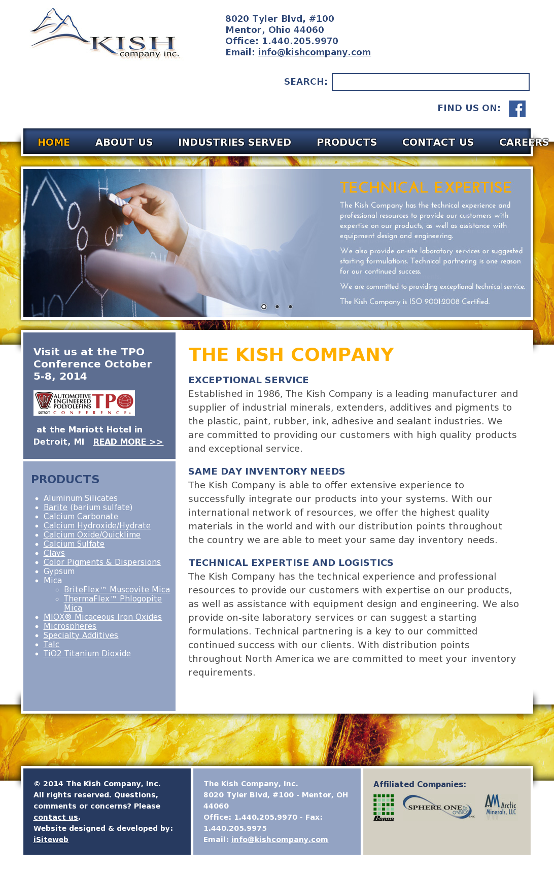 Kish Company Competitors, Revenue and Employees - Owler Company Profile