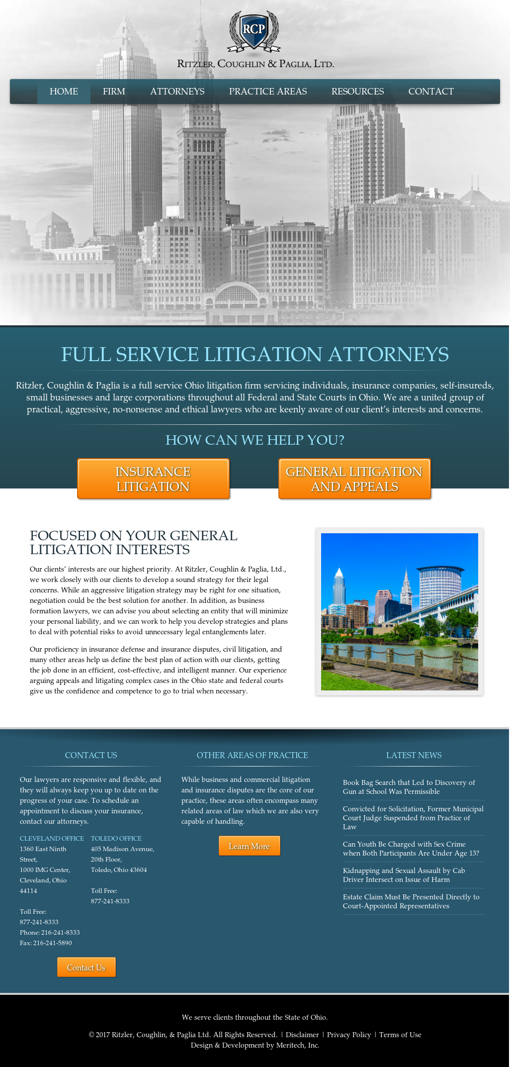 Rcp Attorneys Competitors, Revenue and Employees - Owler Company Profile