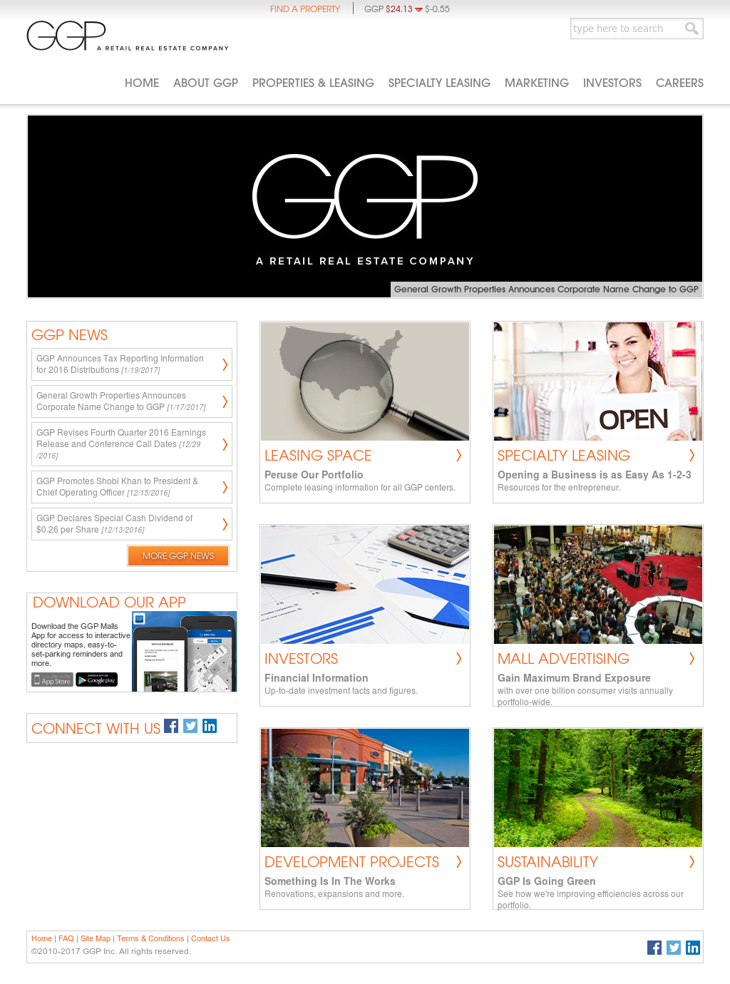Ggp S Competitors Revenue Number Of Employees Funding Acquisitions News Owler Company Profile