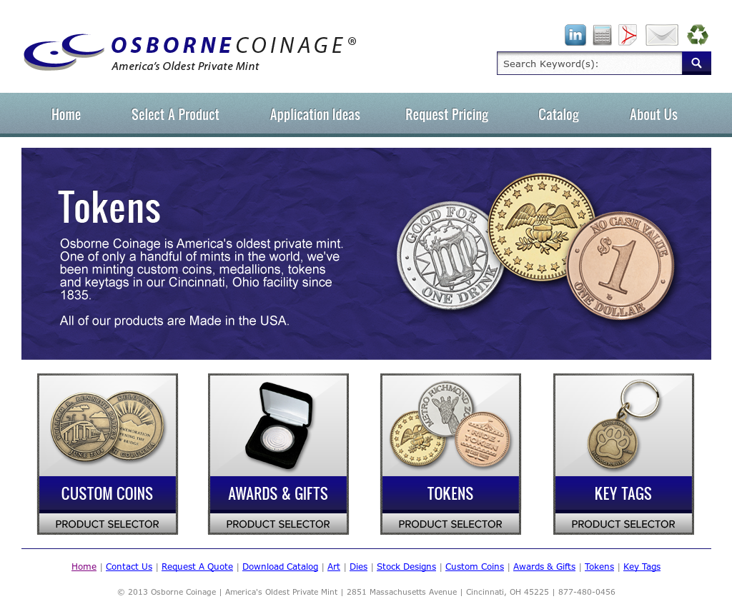 Osbornecoin Competitors, Revenue and Employees - Owler Company Profile