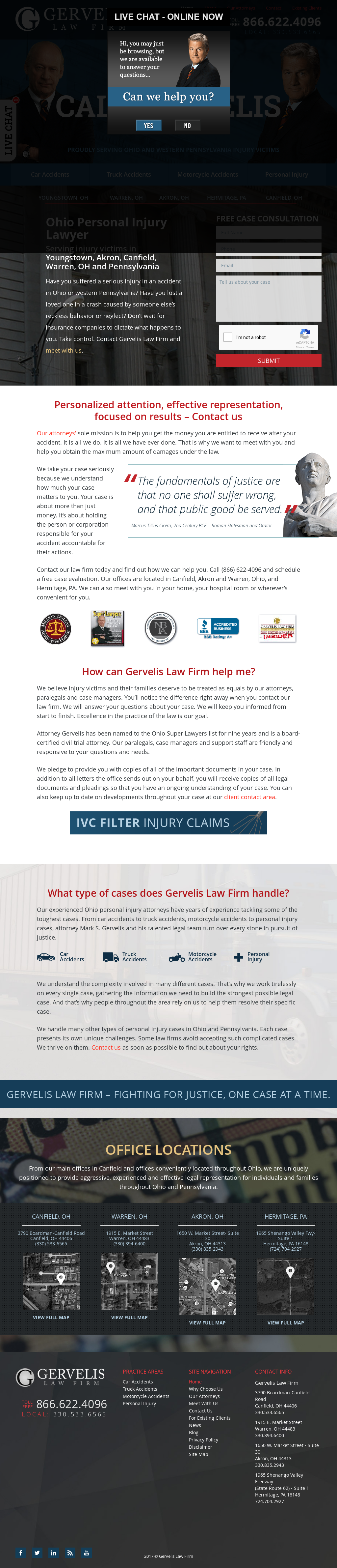 Gervelis Law Firm petitors Revenue and Employees Owler pany