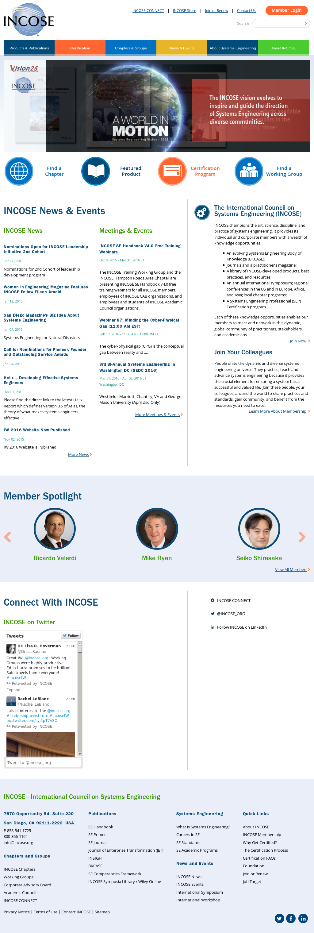 Incose Competitors Revenue And Employees Owler Company Profile