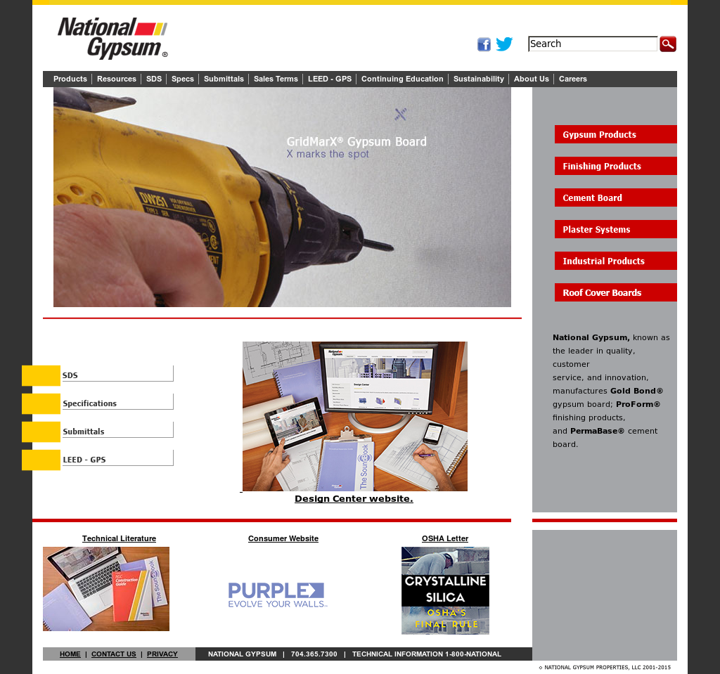 National Gypsum Company Competitors, Revenue and Employees - Owler