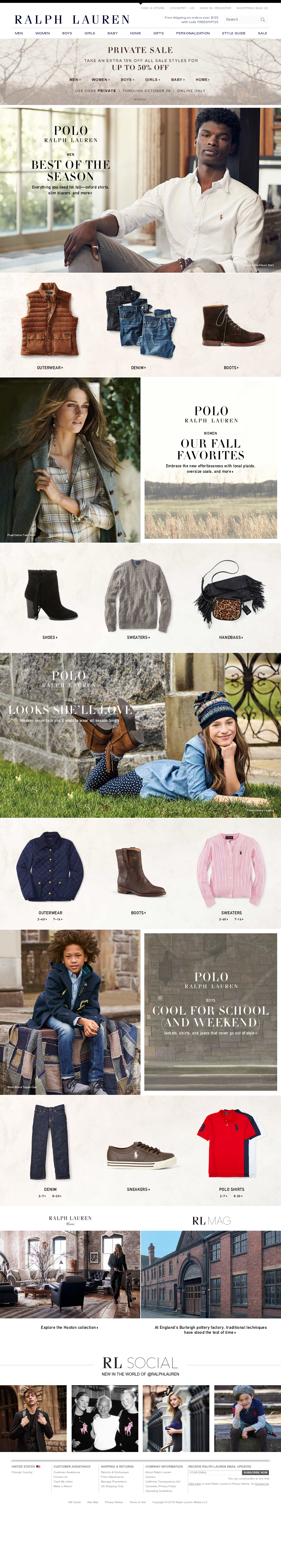 Ralph Lauren Competitors Revenue And Employees Owler Company Profile