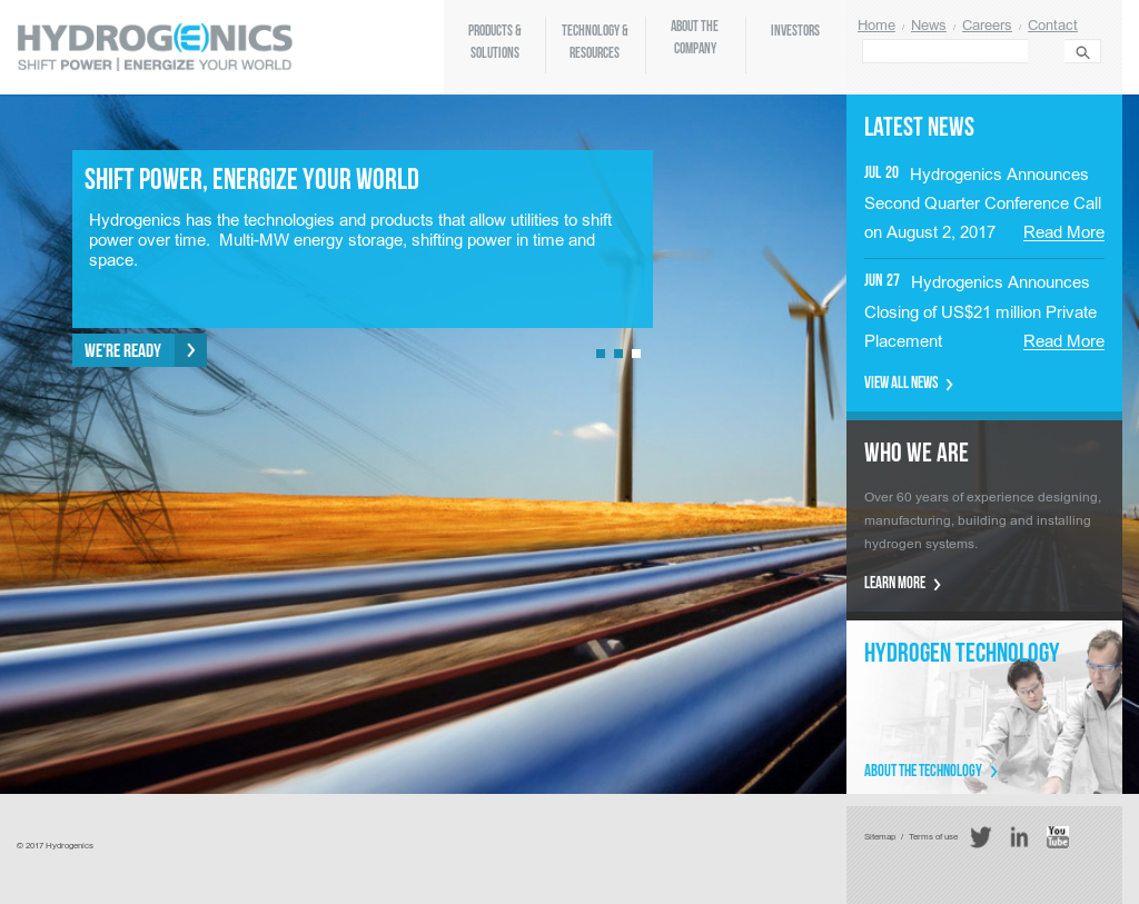 Hydrogenics Competitors, Revenue and Employees - Owler
