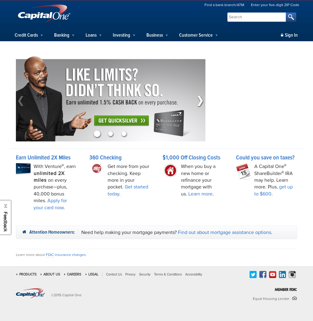 Capital One Competitors, Revenue and Employees - Owler