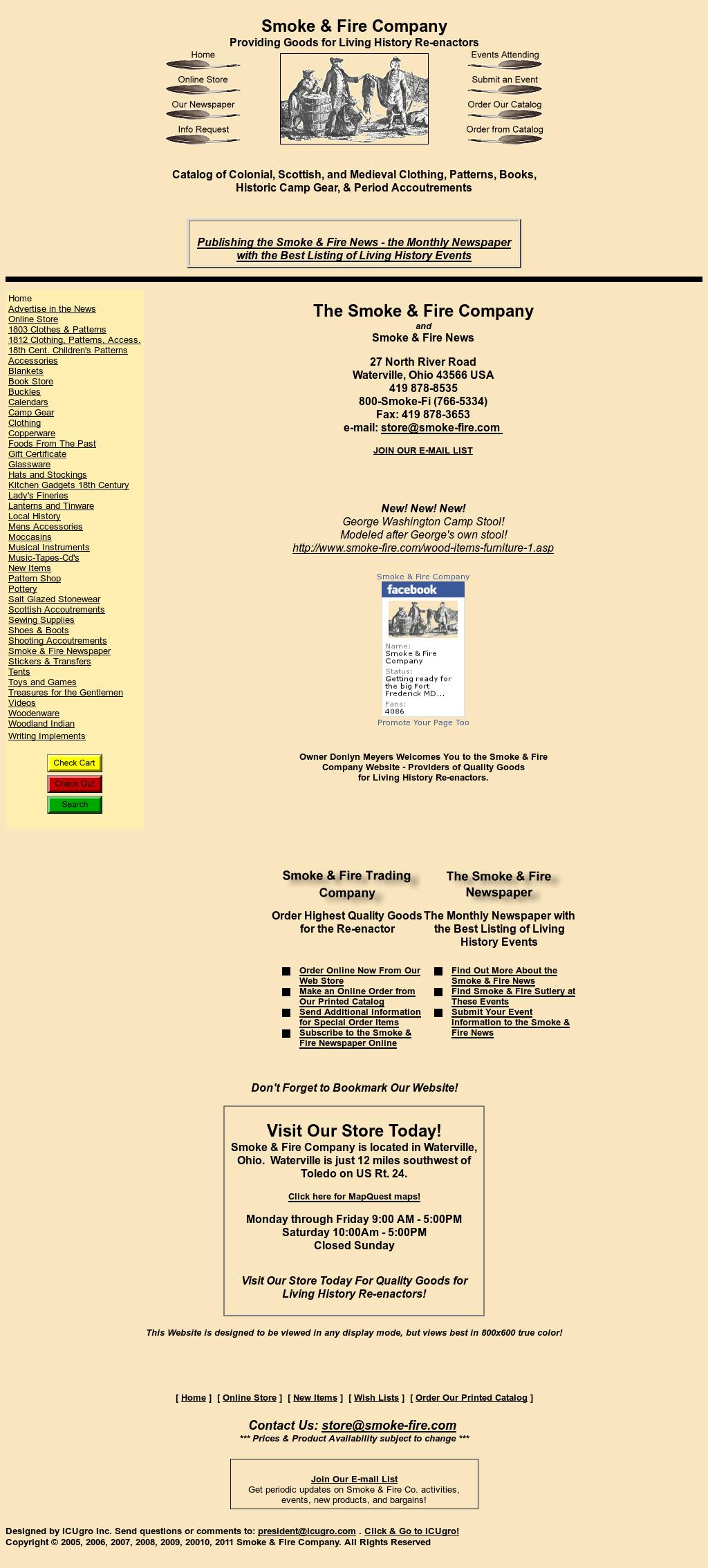 Smoke & Fire Company Competitors, Revenue and Employees
