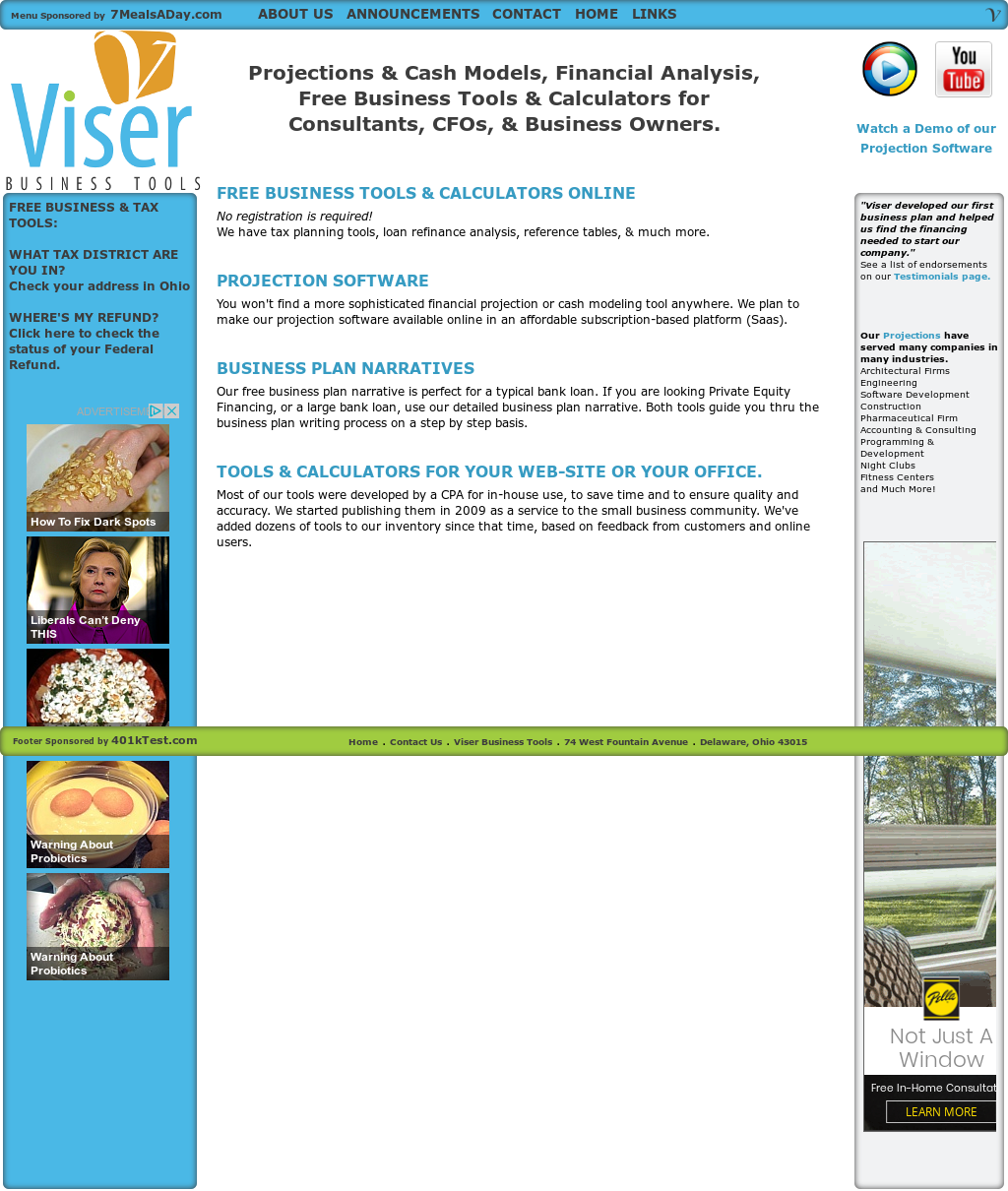 viser business tools competitors revenue and employees owler
