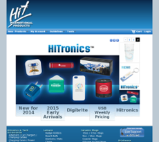 HIT website history