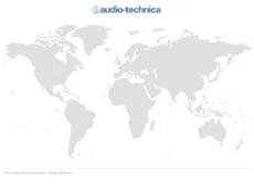 Audio-Technica website history