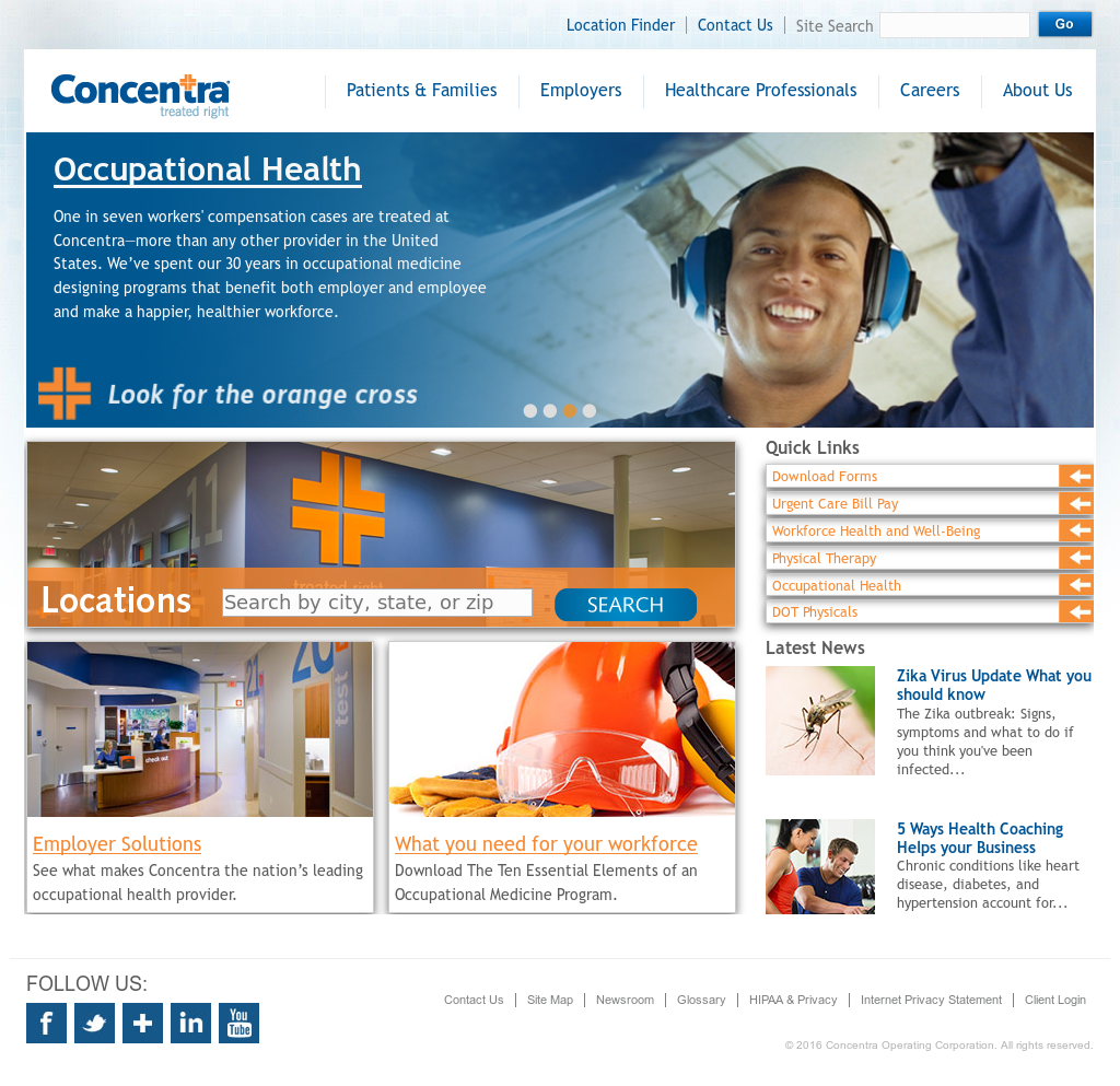 Concentra Competitors, Revenue and Employees - Owler Company