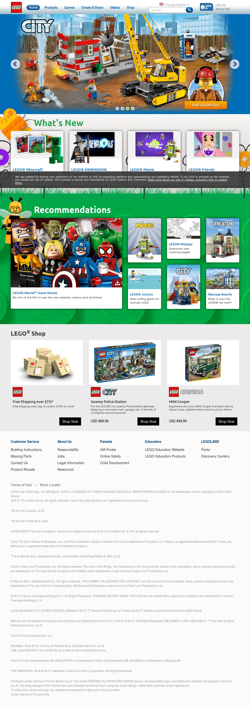 Lego Competitors Revenue And Employees Owler Company Profile