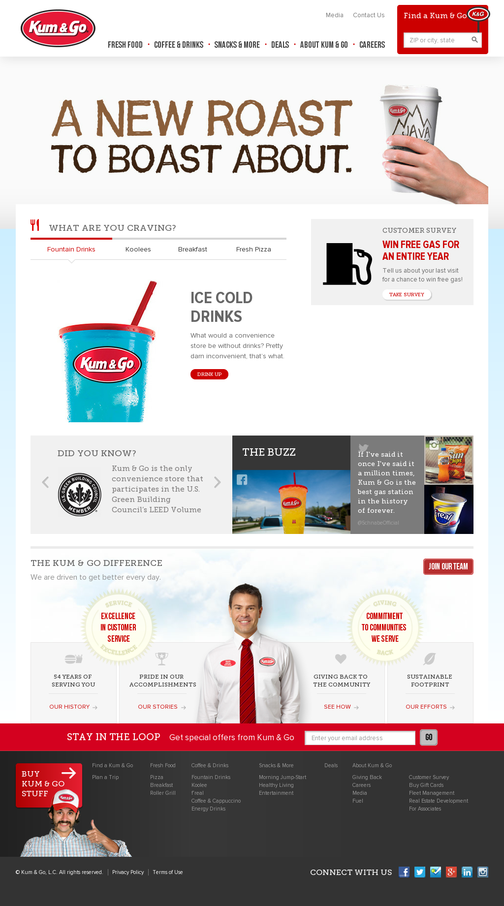 Kum & Go Competitors, Revenue and Employees - Owler Company Profile