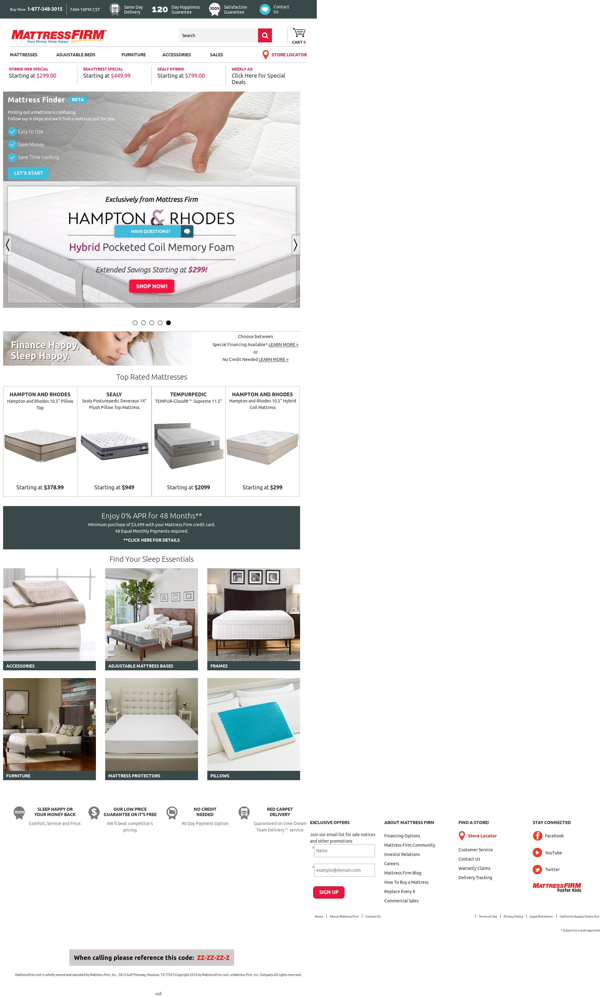 com firm project mattress