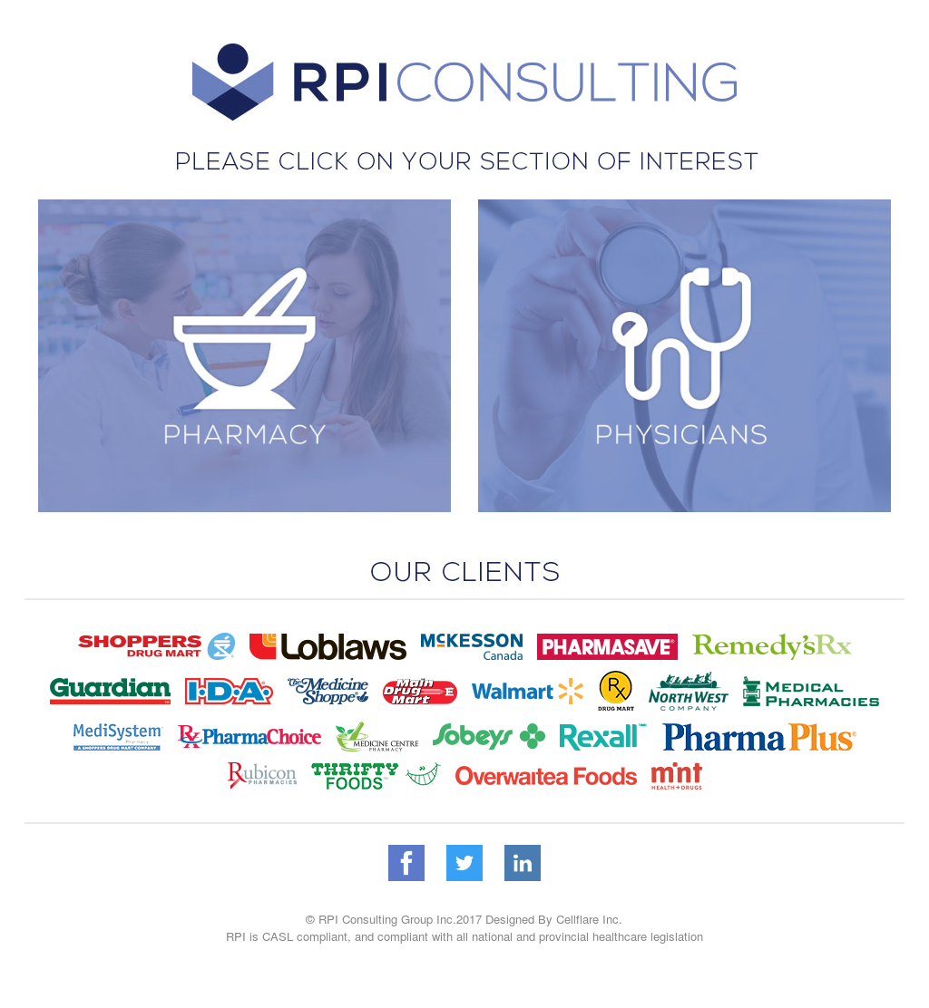 RPI Consulting Group Competitors, Revenue and Employees