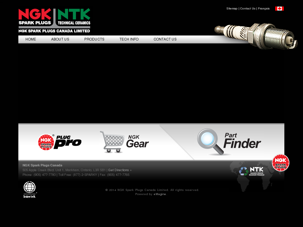 NGK Spark Plugs Canada Competitors, Revenue and Employees