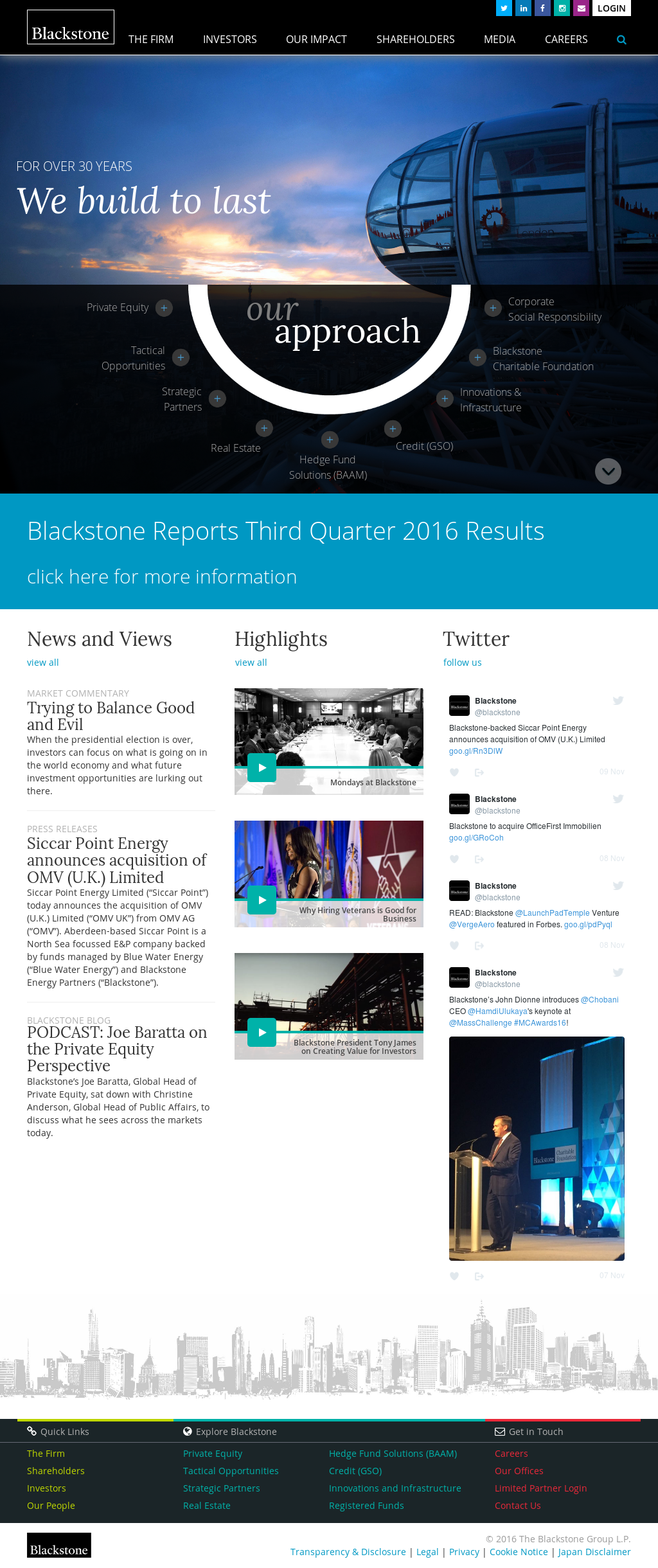 Blackstone Competitors, Revenue and Employees - Owler