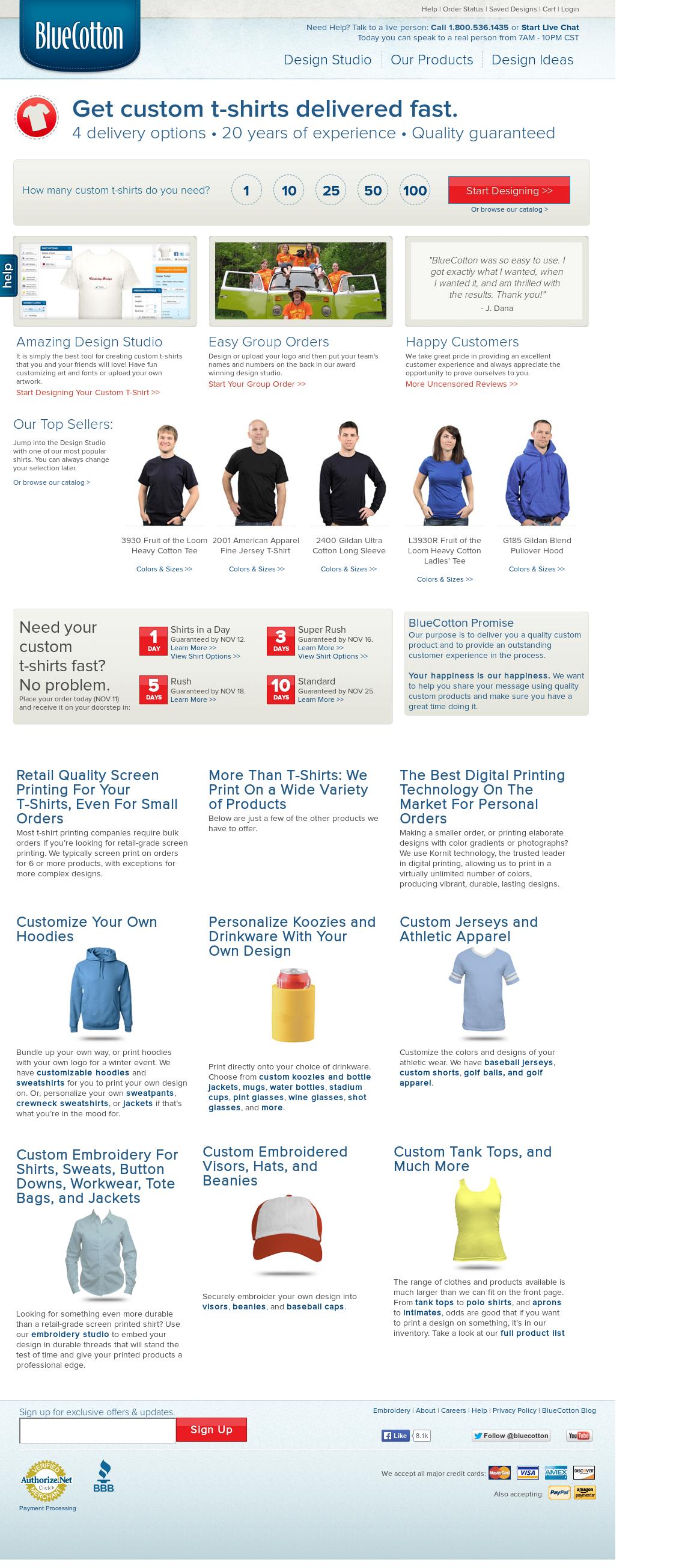 Bluecotton Competitors Revenue And Employees Owler Company Profile