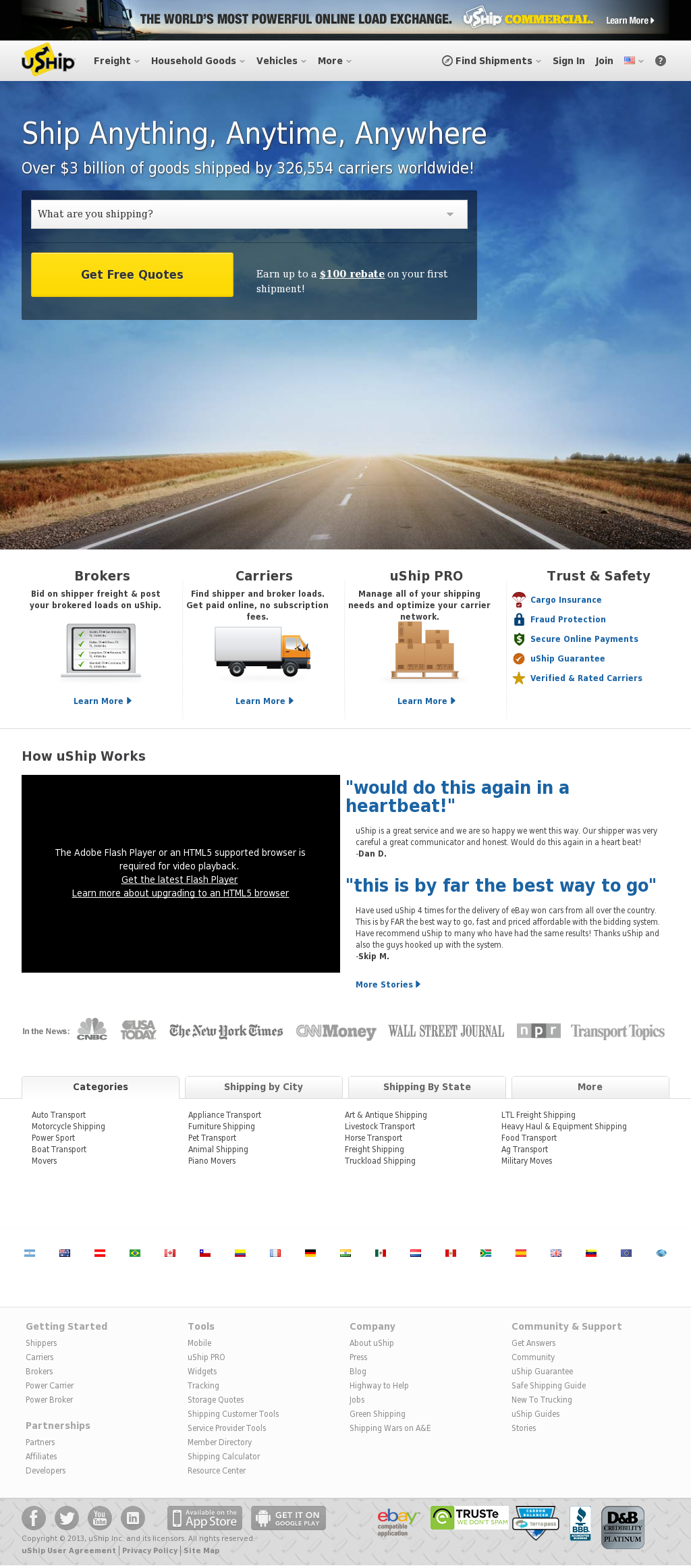 Find Resources Get It Shipped Powered By Montway Auto Transport Get It