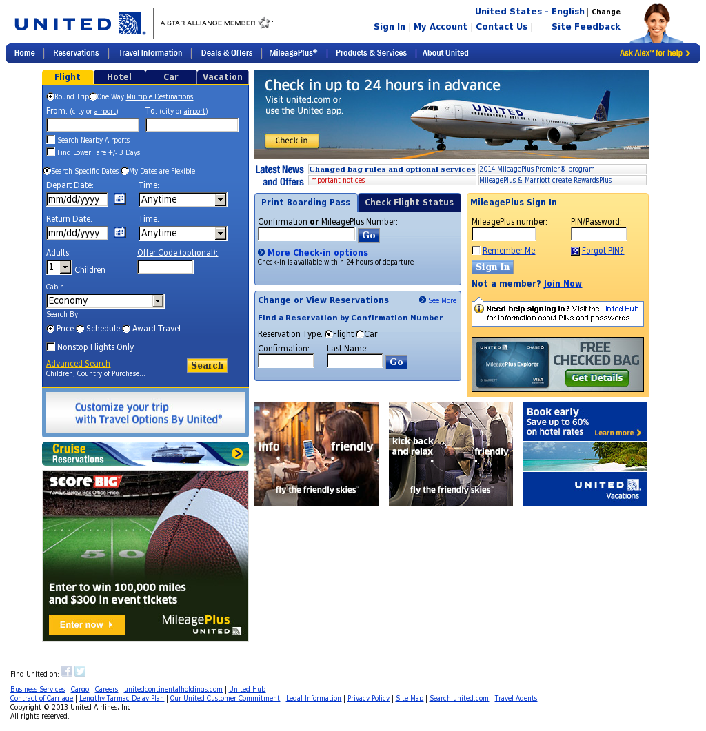 United Airlines Competitors, Revenue and Employees - Owler