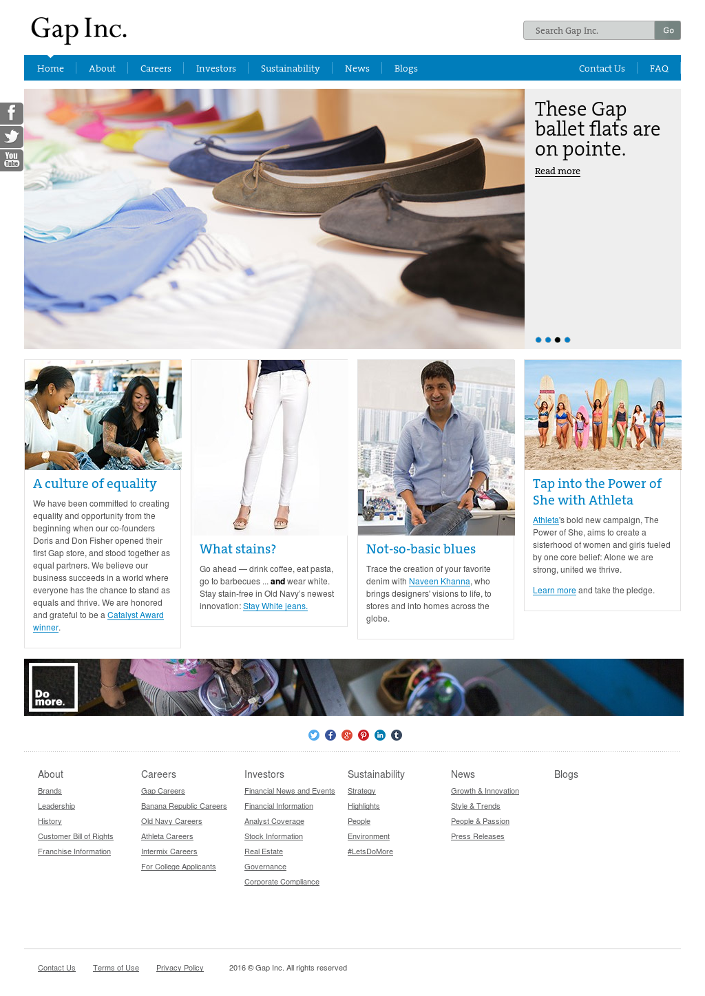 Gap Competitors, Revenue and Employees - Owler Company Profile