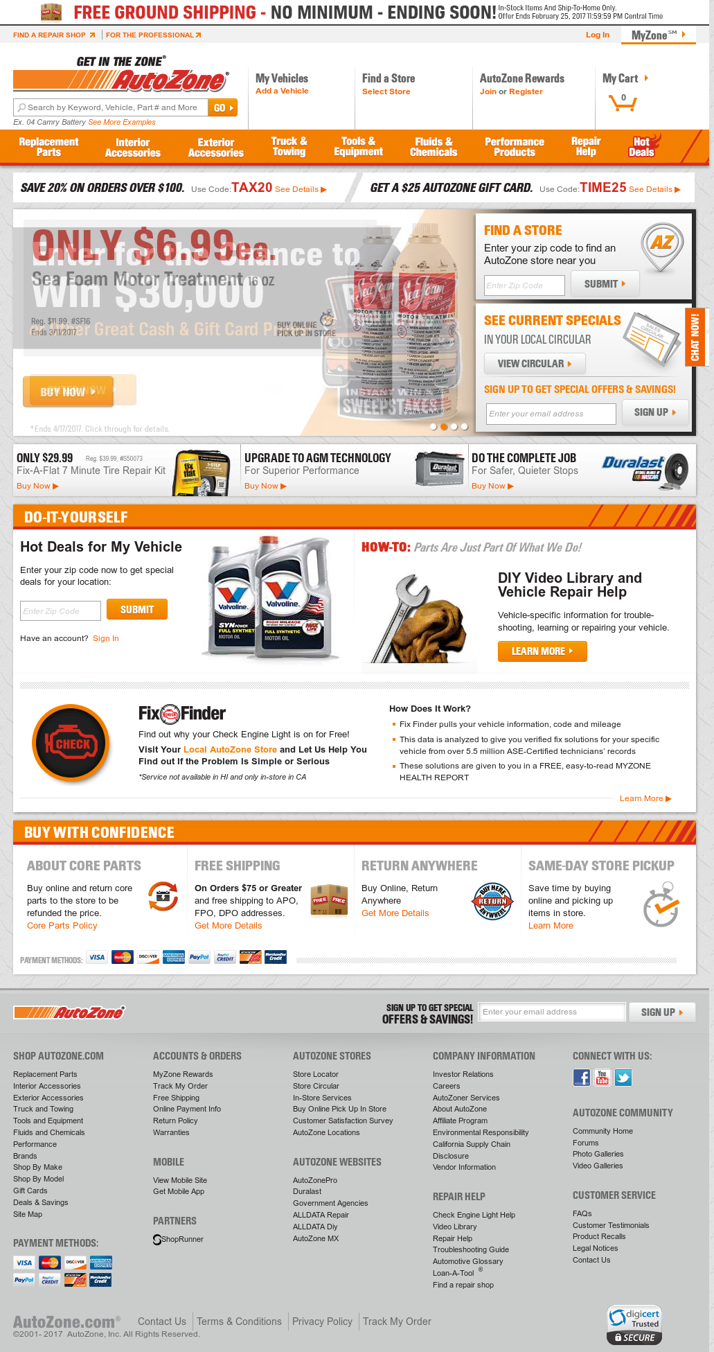 AutoZone Competitors, Revenue and Employees - Owler Company Profile