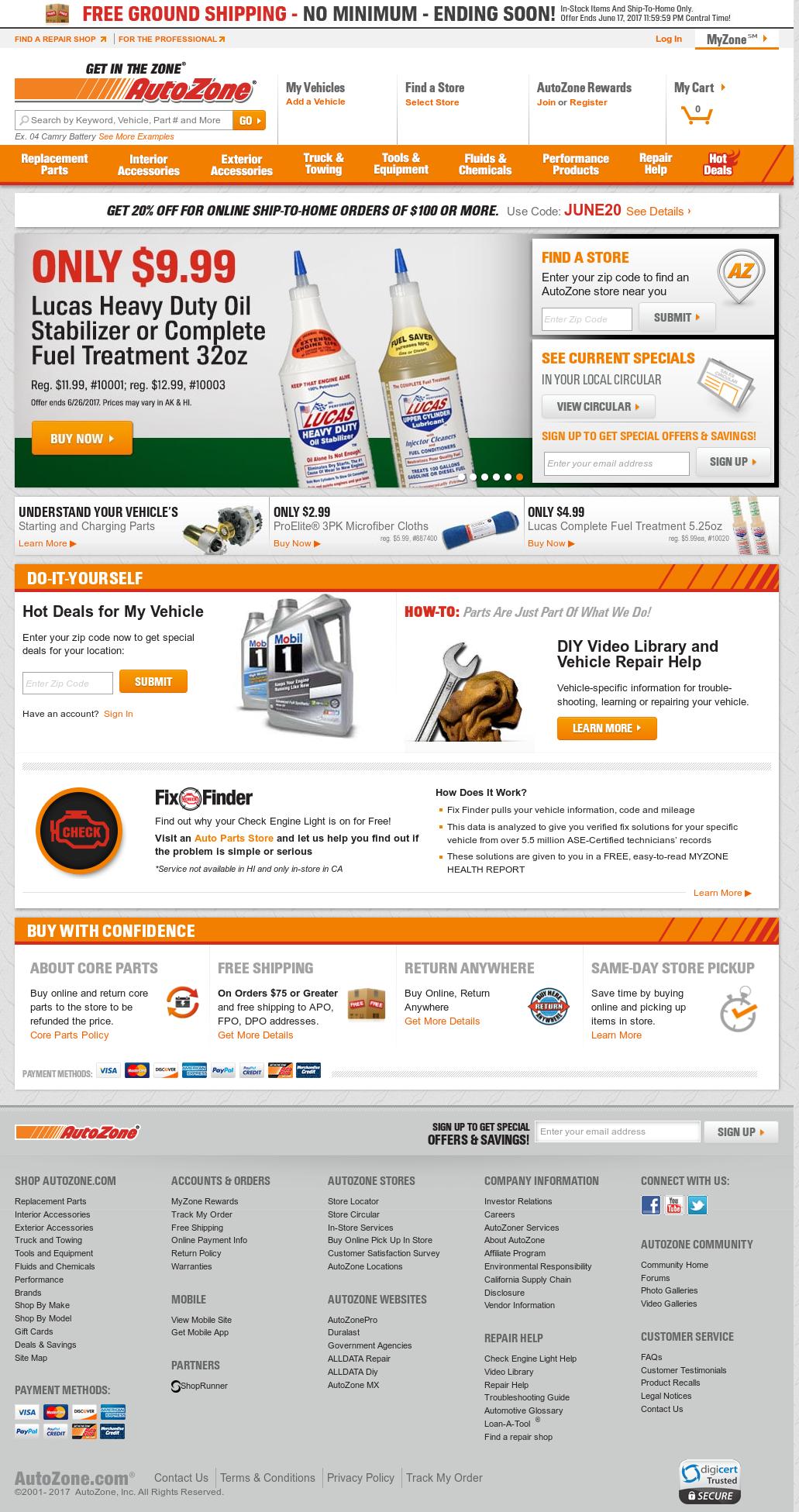 AutoZone Competitors, Revenue and Employees - Owler Company
