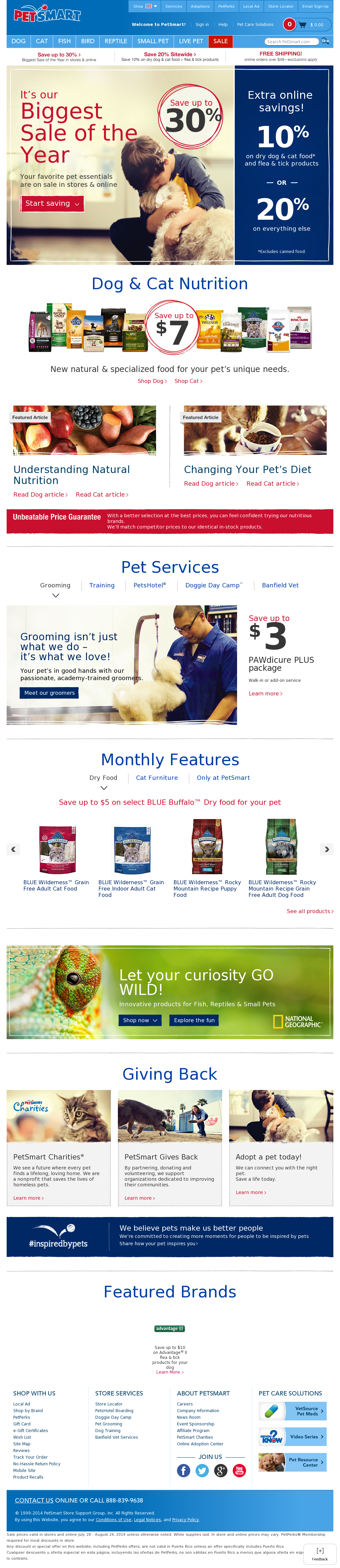 PetSmart Competitors, Revenue and Employees - Owler Company