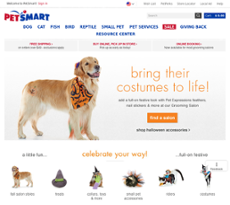 petsmart company profile Petsmart inc strives to offer services and solutions to help you be a responsible pet owner by fulfilling the total lifetime needs of your pet the largest operator of pet food, pet supplies, and pet services superstores in the united states, petsmart, inc, stands atop a roughly $29 billion.