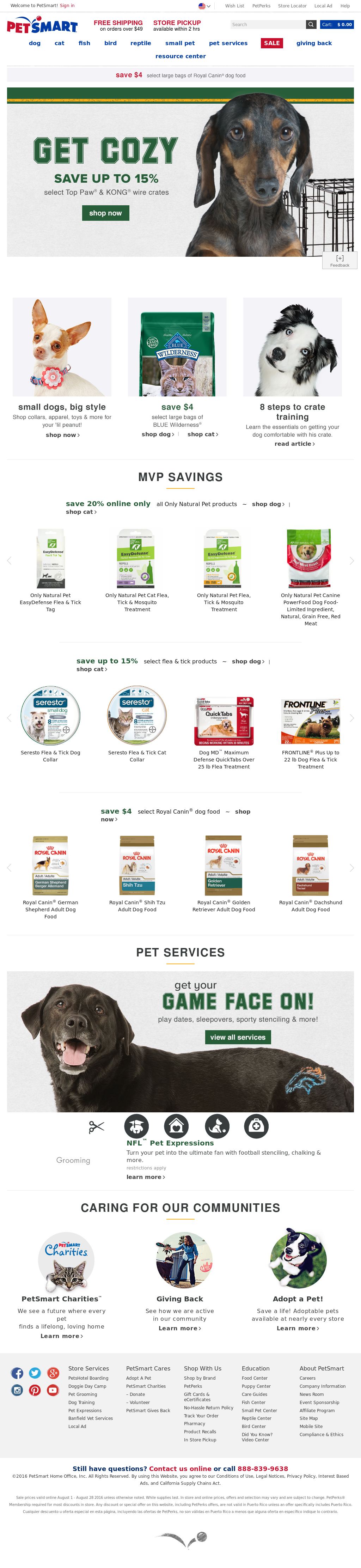 PetSmart Competitors, Revenue and Employees - Owler Company Profile