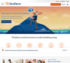 SunTrust Banks Competitors, Revenue and Employees - Owler