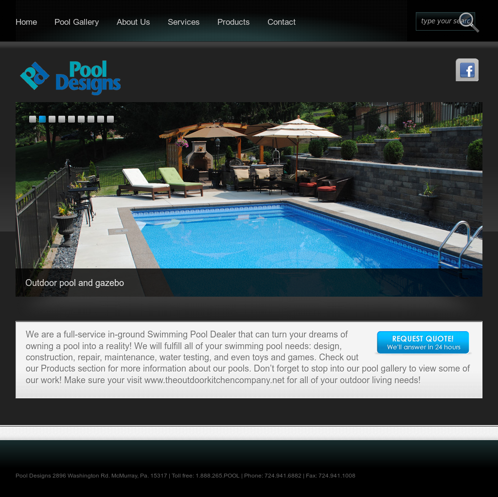 Pooldesigns Competitors, Revenue and Employees - Owler Company Profile